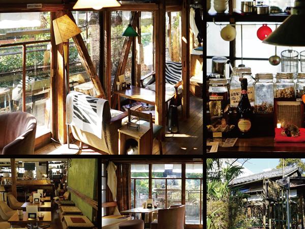 café momo Gärten画像2